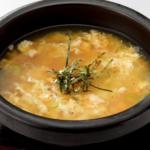 Gukbap (Korean rice soup)