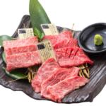Premium Yonezawa beef lunch