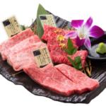Extra premium Yonezawa beef lunch